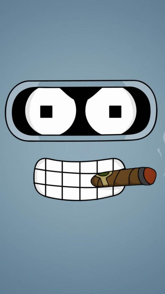Bender-Futurama-PIC-MCH045556-577x1024 Hd Cartoon Wallpapers For Iphone 7 37+