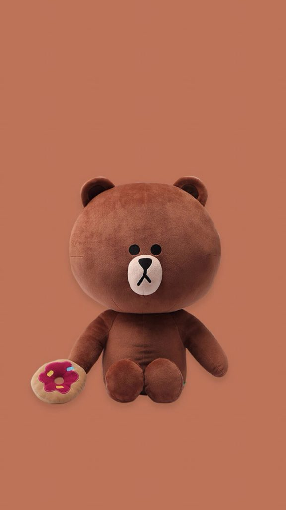 Cartoon-Cute-Iphone-Wallpaper-High-Resolution-Backgrounds-Rag-Roll-Bear-On-Hd-For-Mobile-Phones-Ima-PIC-MCH051334-576x1024 Hd Cartoon Wallpapers For Iphone 6 39+