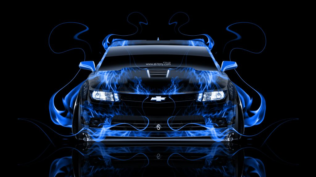 Chevrolet-Camaro-Z-Muscle-Front-Blue-Fire-Abstract-Car-HD-Wallpapers-design-by-Tony-Kokhan-w-PIC-MCH052247-1024x576 Camaro Z28 Wallpaper 33+