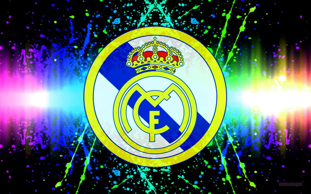 Colorful-Real-Madrid-logo-wallpaper-PIC-MCH053574-1024x640 Wallpapers Of Real Madrid Logo 49+