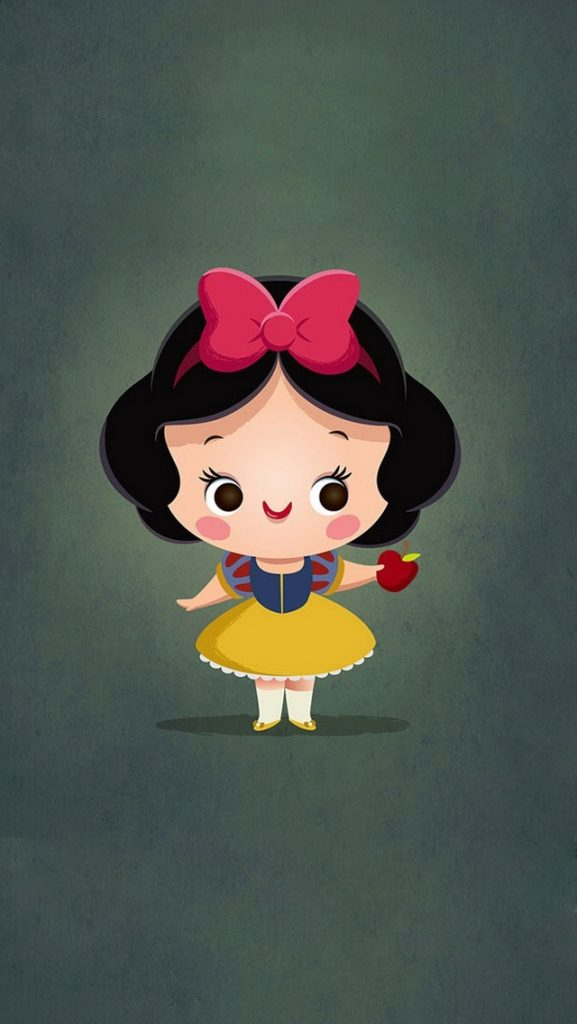 Cute-Cartoon-Girl-with-Ribbon-Bow-PIC-MCH055382-577x1024 Hd Cartoon Wallpapers For Iphone 6 39+