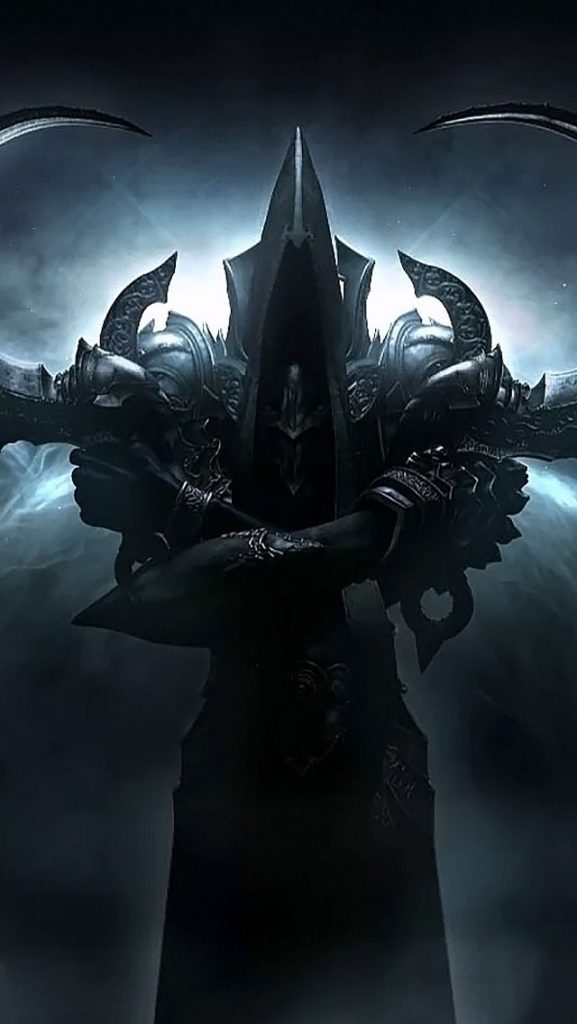 Diablo-III-Reaper-of-Souls-PIC-MCH058788-577x1024 Tyrael Wallpaper Iphone 25+