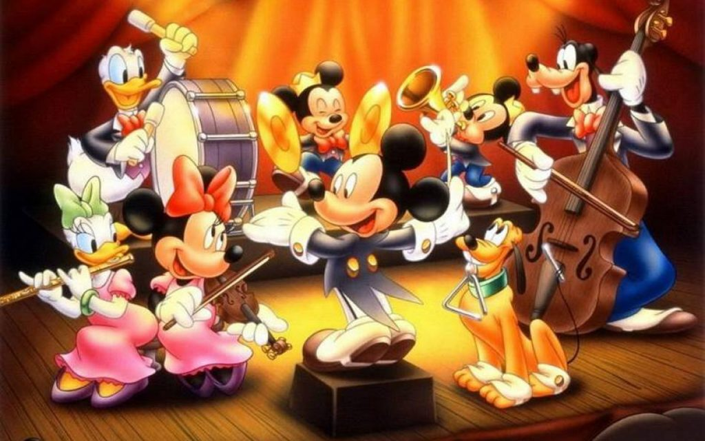 Disney-orchestra-Mickey-Mouse-Pluto-and-Donald-Duck-characters-Desktop-HD-Wallpaper-x-PIC-MCH059105-1024x640 Wallpaper Donald Duck Christmas 38+