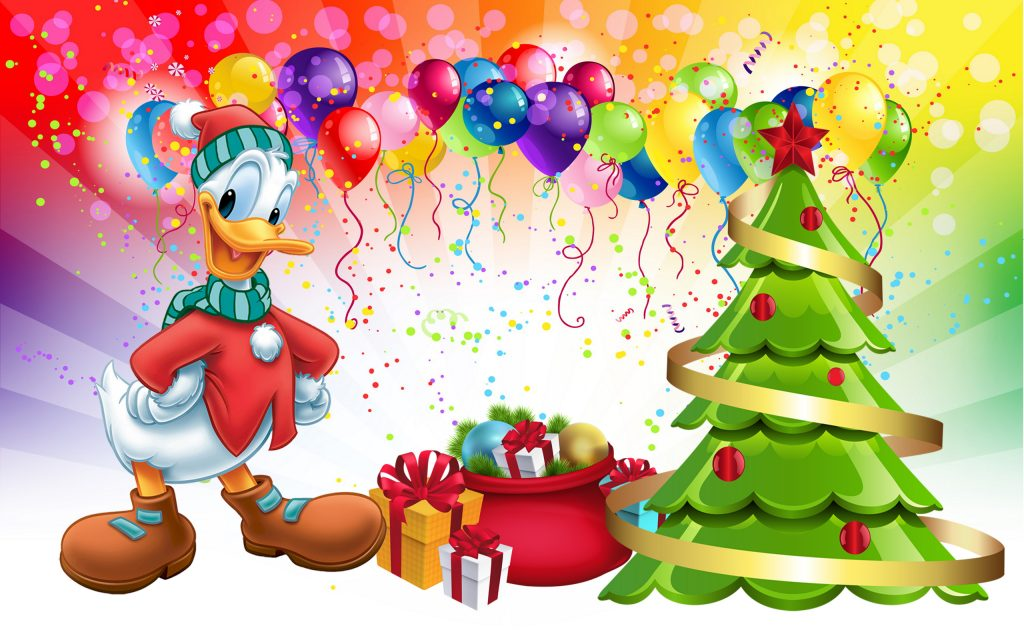 Donald-Duck-Christmas-tree-Gifts-Desktop-HD-Wallpaper-For-PC-Tablet-And-Mobile-Download-x-PIC-MCH059488-1024x640 Wallpaper Donald Duck Christmas 38+