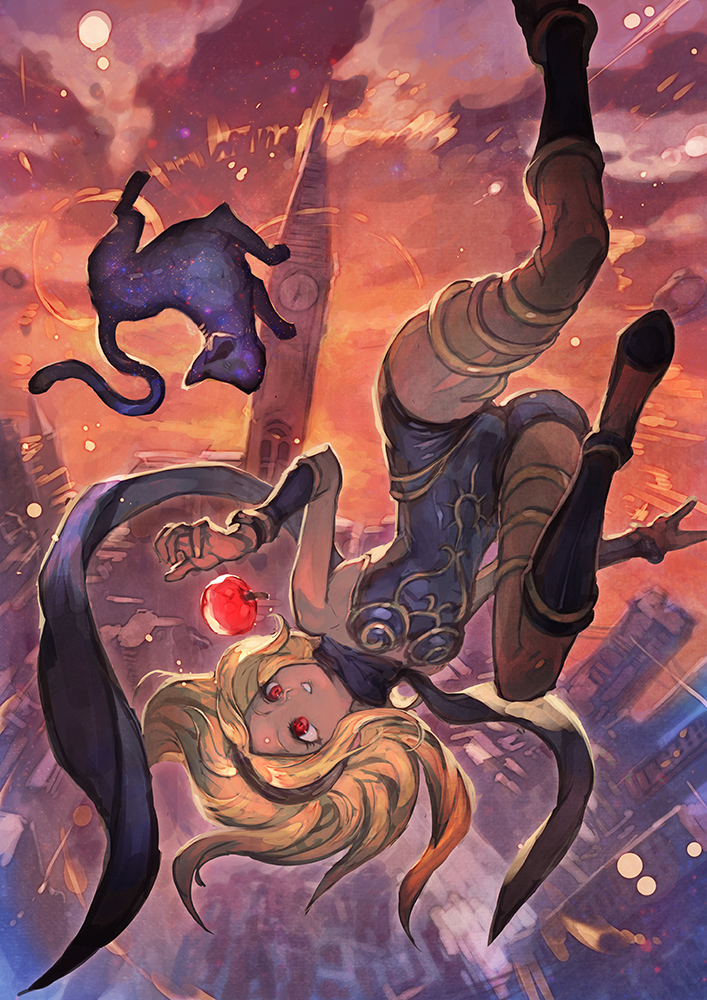 Gravity.Daze_.full_.-PIC-MCH069590 Gravity Rush Mobile Wallpaper 17+