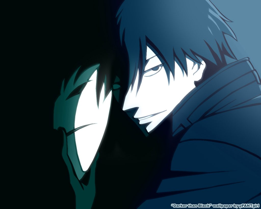 Darker Than Black Wallpaper Mask 19 Dzbc Org