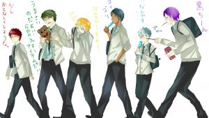 Kuroko No Basket Wallpaper Generation Of Miracles 18+