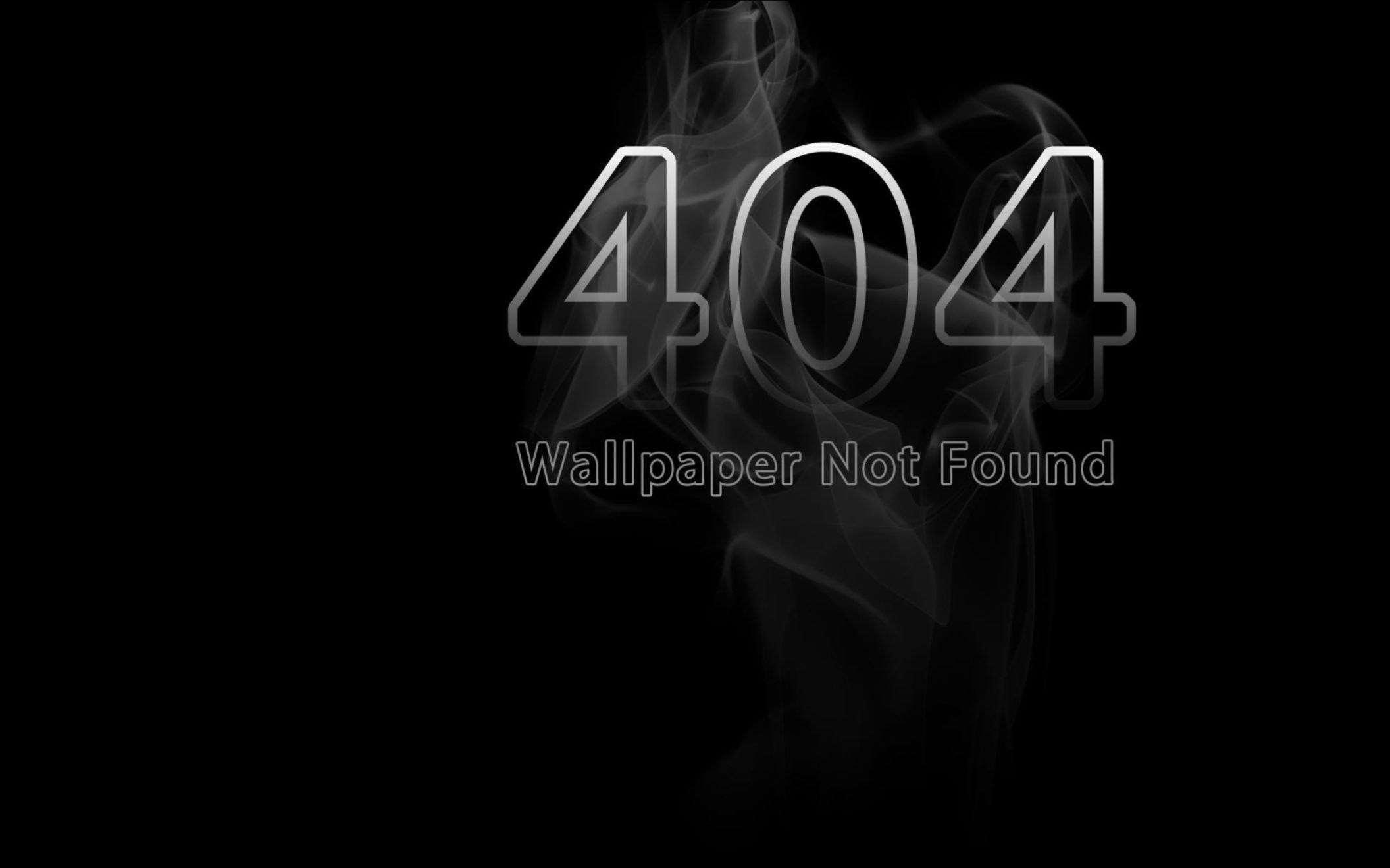 Not Found Funny Wallpaper PIC MCH091198