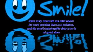 Smile Wallpaper With Quotes 20+