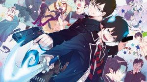 Blue Exorcist Wallpaper Android 14+