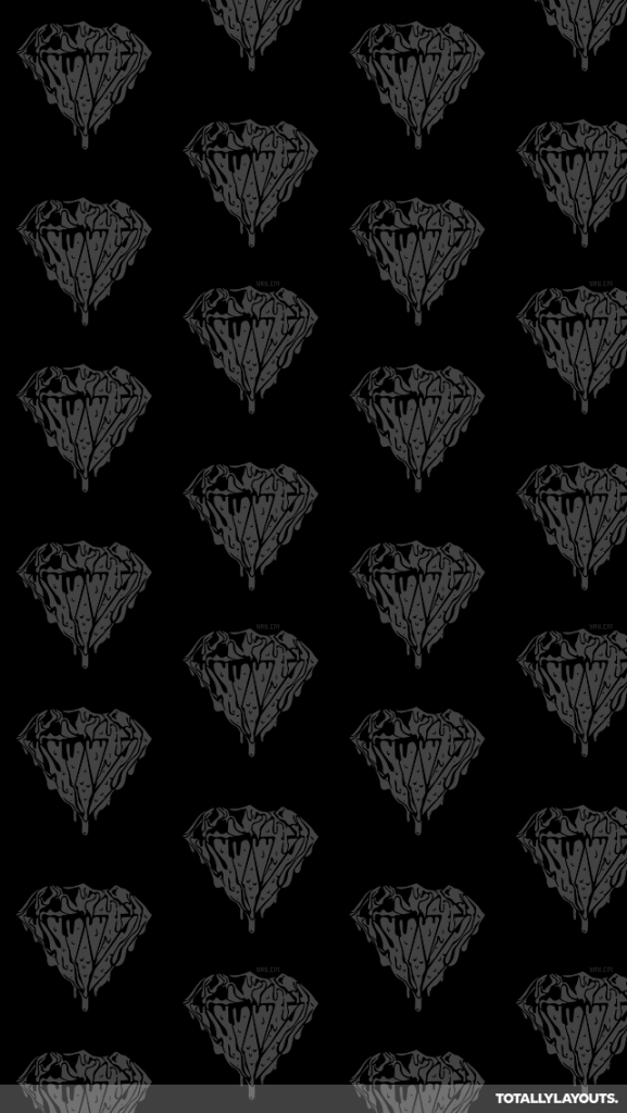 black-melting-diamonds-PIC-MCH047776-577x1024 Chat Wallpaper For Whatsapp Tumblr 36+