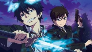 Blue Exorcist Live Wallpaper 18+