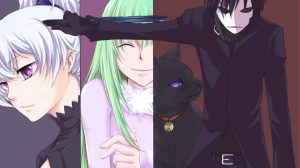 Darker Than Black Wallpaper 1600×900 26+