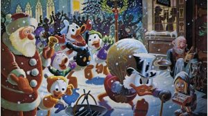 Wallpaper Donald Duck Christmas 38+