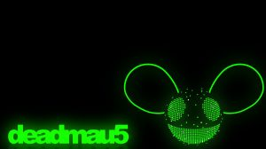 Deadmau5 Wallpaper Green 30+