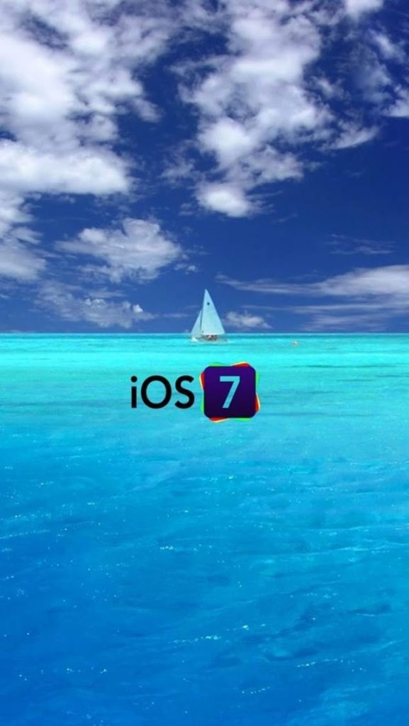iOS-Logo-with-Blue-Sea-Background-PIC-MCH075856-577x1024 Bmw Logo Wallpaper Iphone 7 43+