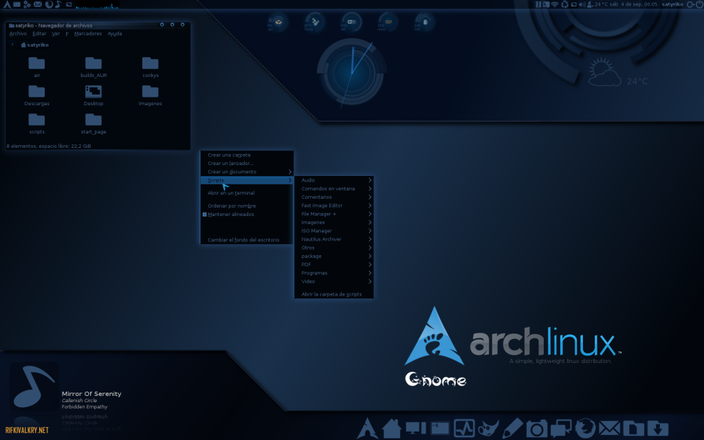 linux-wallpaper-manager-elegant-mydesk-arch-linux-by-satyriko-on-deviantart-of-linux-wallpaper-mana-PIC-MCH082463-1024x640 Terminal Wallpaper Linux 22+