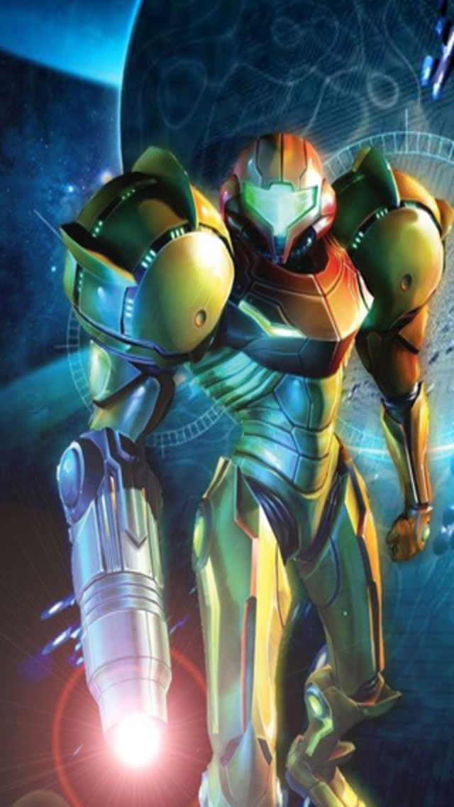 ... Wonderful Background Wallpapers: Metroid Prime Mobile Background Images  ...