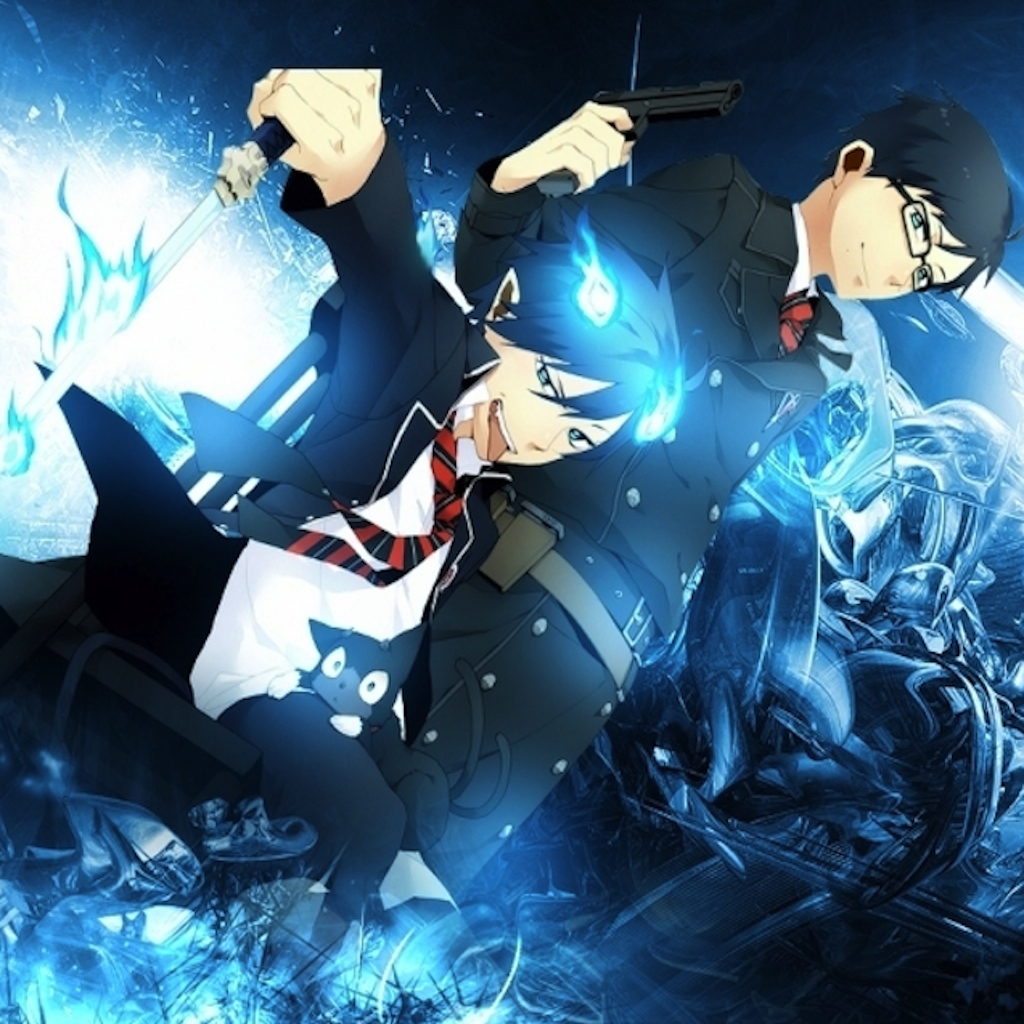 mzm.susvedao-PIC-MCH088316 Blue Exorcist Wallpaper Android 14+