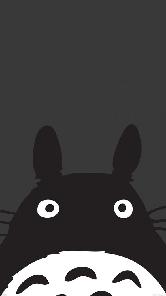 papers.co-af-totoro-minimal-art-iphone-wallpaper-PIC-MCH093152-576x1024 Hd Cartoon Wallpapers For Iphone 6 39+