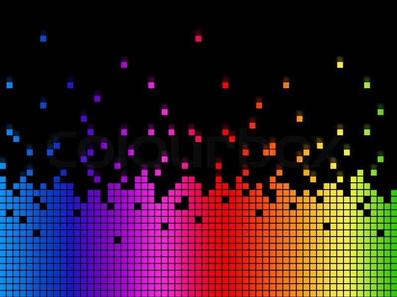 rainbow-soundwaves-background-meaning-musical-playing-or-dj-on-dj-backgrounds-PIC-MCH097428 Dj Playing Wallpaper 32+