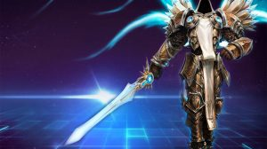 Tyrael Live Wallpaper Android 19+