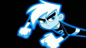Danny Phantom Logo Wallpaper 10+