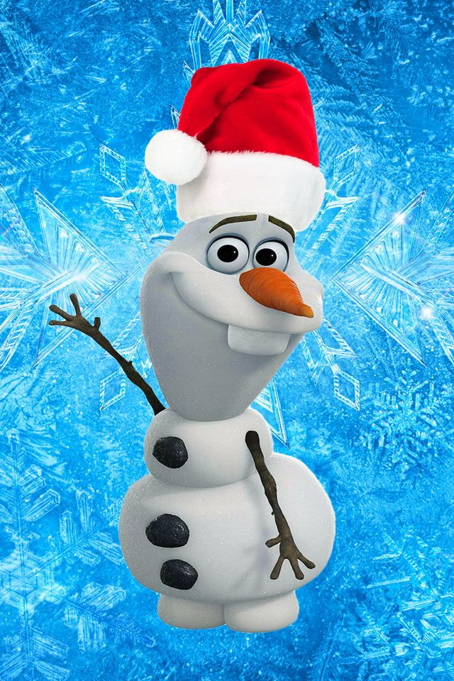 AiPyq-PIC-MCH039177 Olaf Wallpaper Ipad 32+