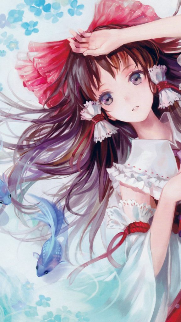 Anime-Art-Paint-Girl-Cute-iphone-wallpaper-PIC-MCH040684-576x1024 Pretty Wallpapers For Iphone 6 29+