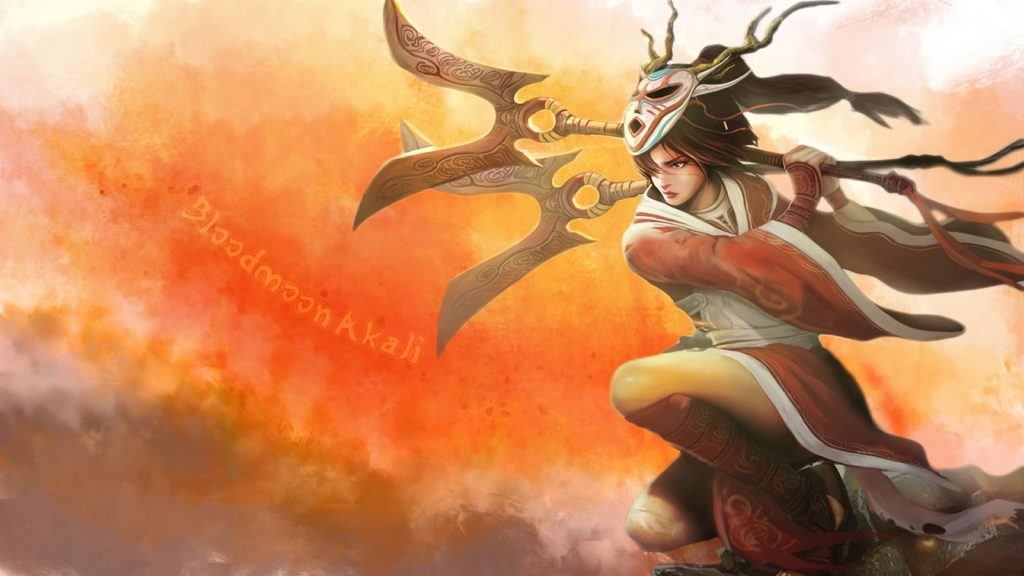 Blood-Moon-Akali-Fanart-PIC-MCH047961-1024x576 Akali Wallpaper 1366x768 27+