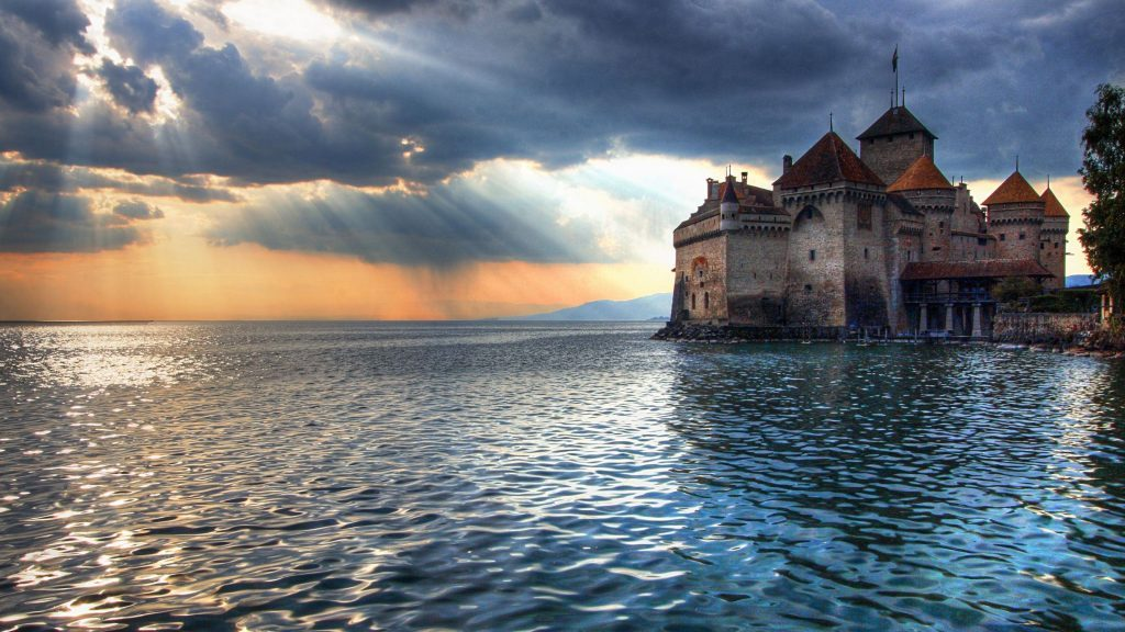 Chillon-Castle-Lake-Geneva-Switzerland-Wallpaper-K-UHDTV-resolution-PIC-MCH052445-1024x576 Switzerland Wallpaper 4k 28+