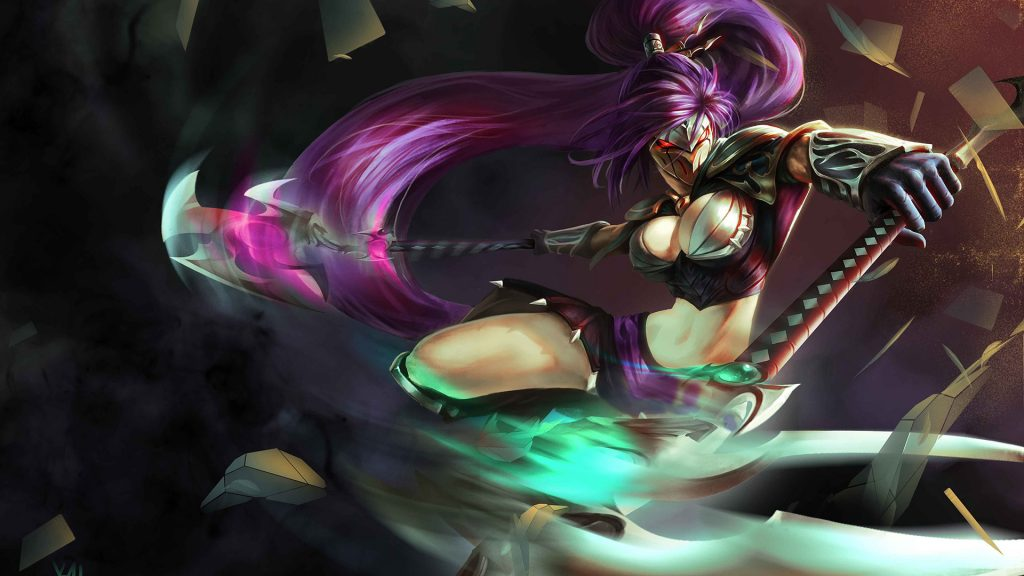 Download-wallpaper-Fanart-Trickster-Akali-Mask-Skin-full-HD-on-GameWalls-wallpaper-PIC-MCH060258-1024x576 Akali Wallpaper Iphone 39+