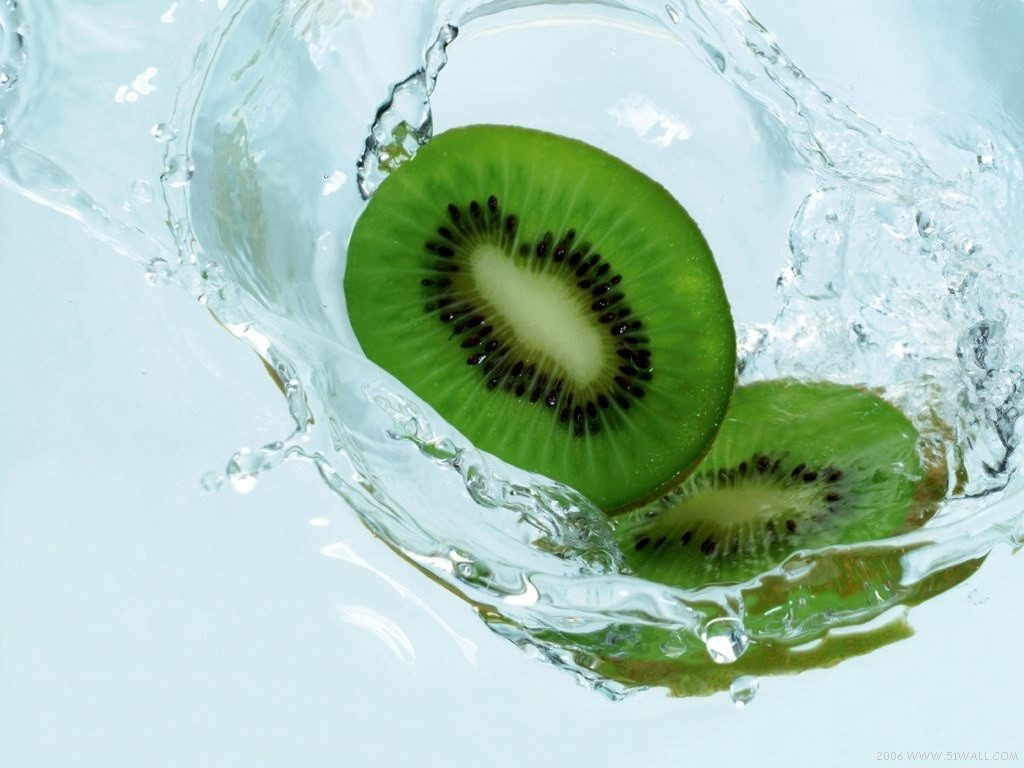 Kiwi-And-Water-Wallpaper-PIC-MCH080209-1024x768 Avocado Fruit Wallpaper 34+