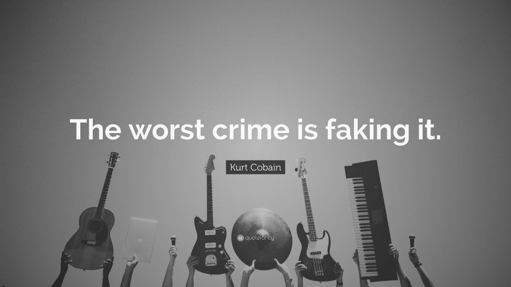 Kurt-Cobain-Quote-The-worst-crime-is-faking-it-PIC-MCH026549-1024x576 Kurt Cobain Wallpaper Quotes 26+