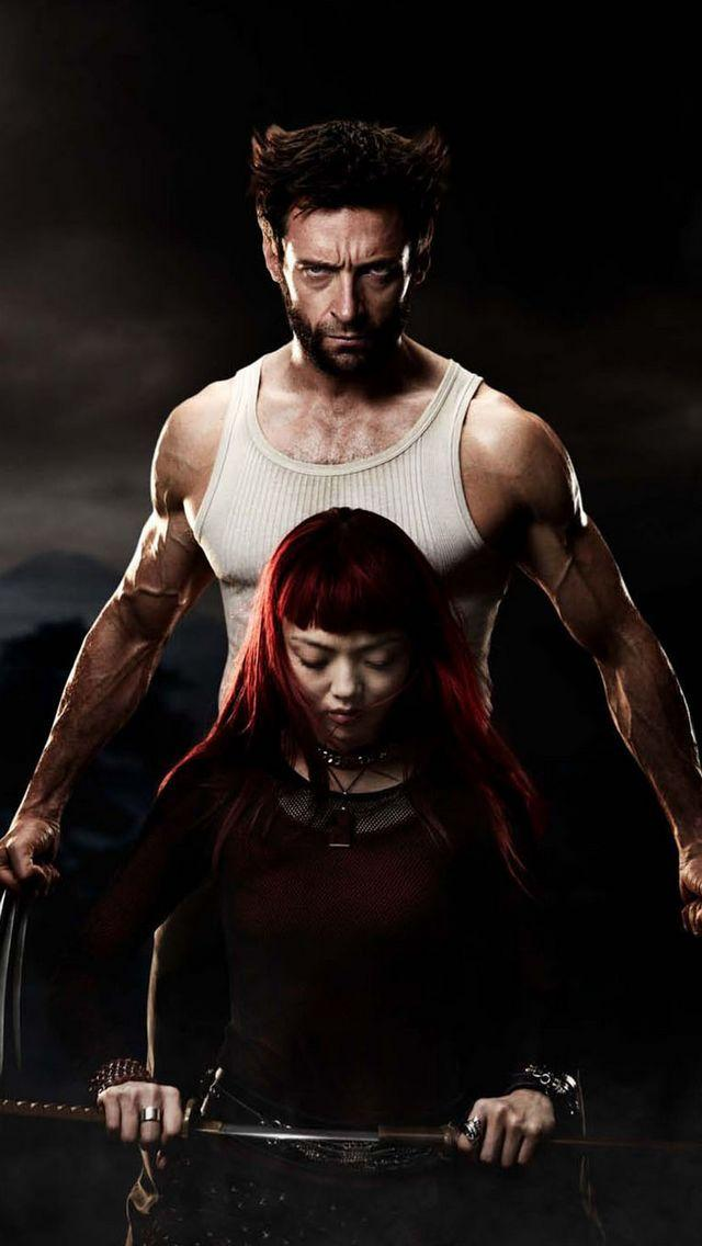 Logan And Yukio In The Wolverine PIC MCH082753
