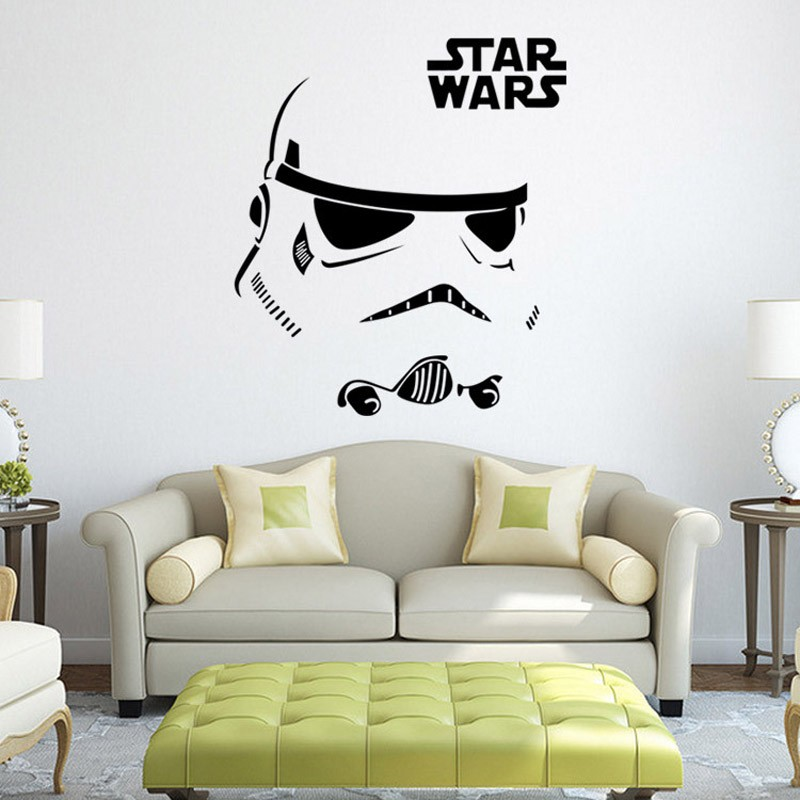 New-Fashion-Star-Wars-robot-Wall-Sticker-Quote-R-D-Decal-Vinyl-Home-Decor-Kids-Geek-PIC-MCH089601 Geek Wallpaper For Home 26+
