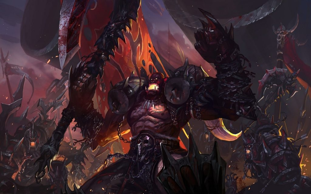 PIC-MCH015259-1024x640 World Of Warcraft Warlords Of Draenor Wallpaper 24+