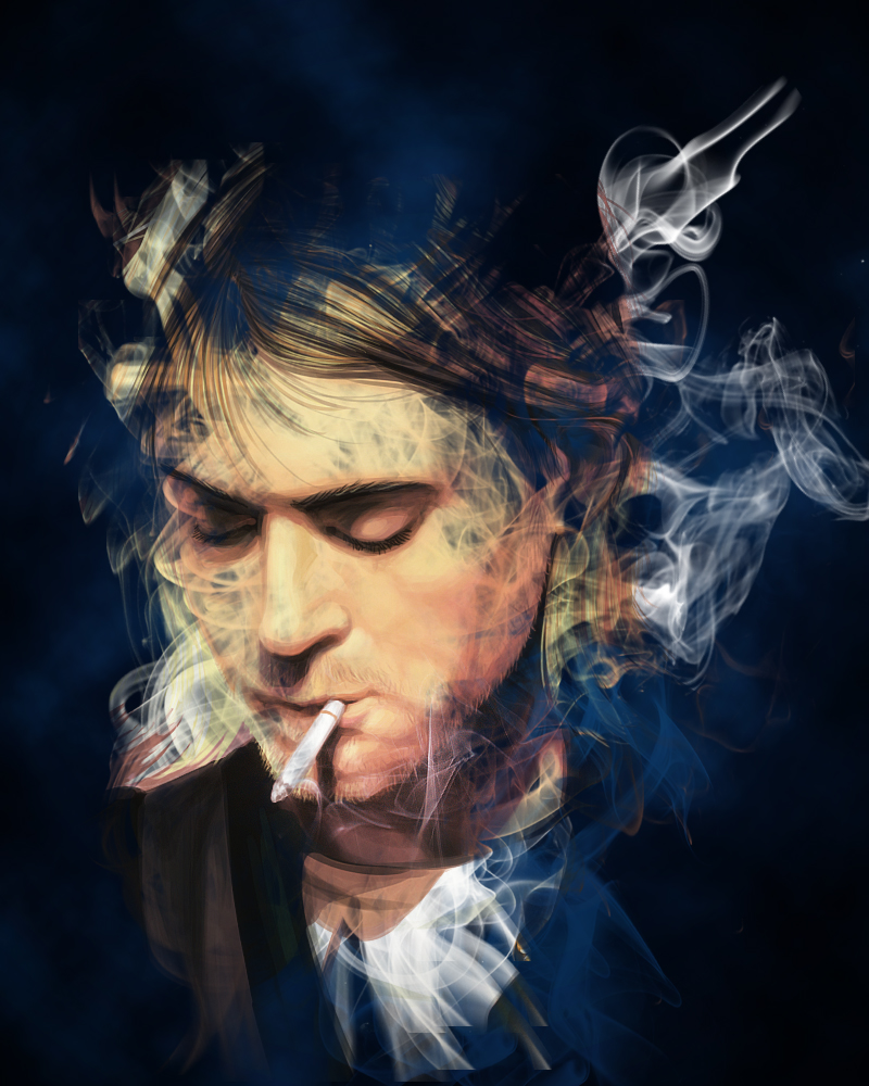 Kurt Cobain Wallpaper Iphone 7