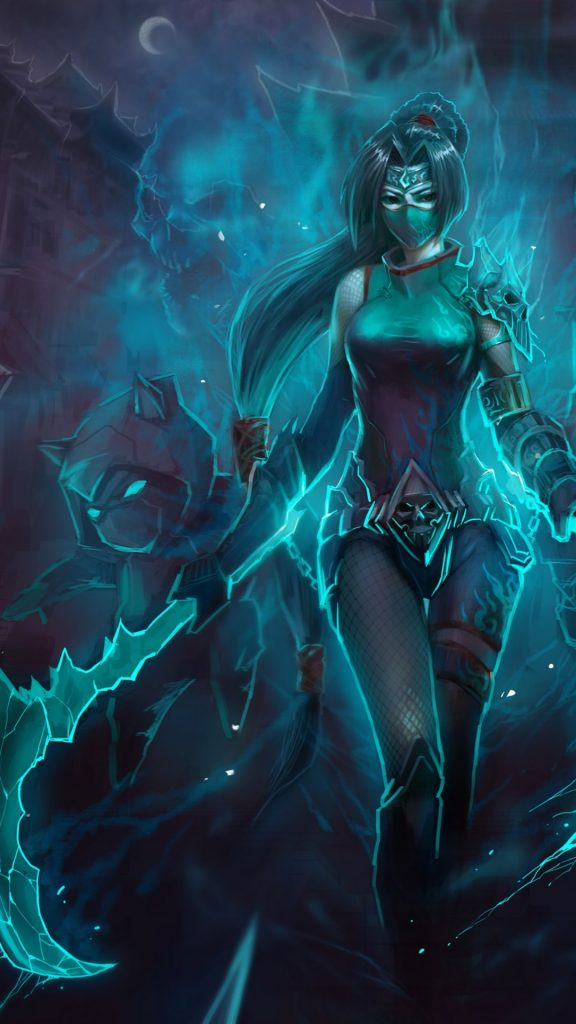 akali-shen-kennen-league-of-legends-artwork-PIC-MCH039317-576x1024 Akali Wallpaper Iphone 39+