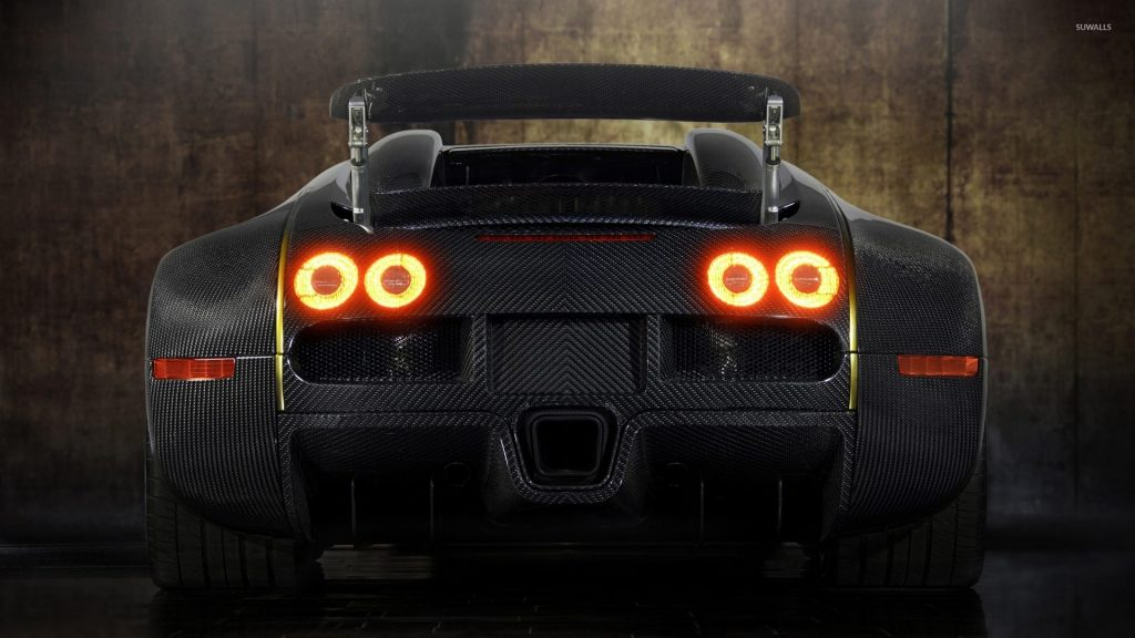 back-view-of-a-bugatti-veyron-with-stop-lights-on-x-PIC-MCH043285-1024x576 Bugatti Wallpaper 1920x1080 43+