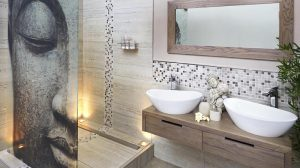 Wallpaper Trends For Bathrooms 14+
