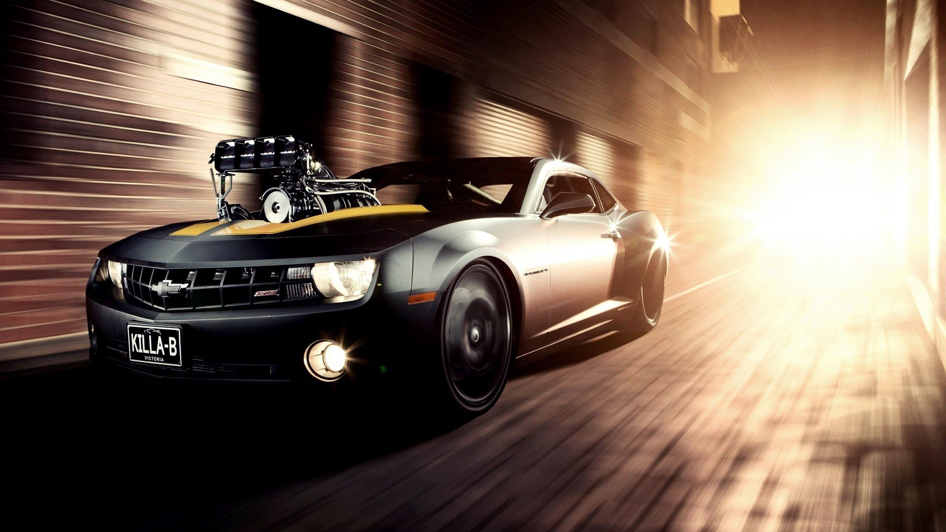 Chevrolet Camaro Ss Concept Muscle Car Wallpaper PIC MCH052220