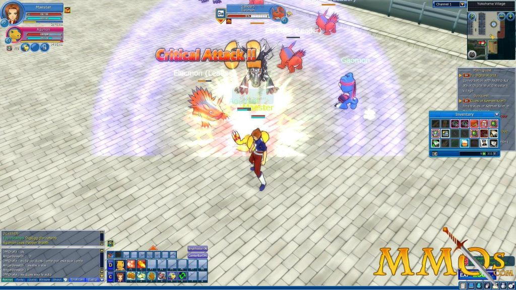 digimon-masters-online-main-battle-crit-PIC-MCH058916-1024x576 Masters Wallpaper Steamer 23+