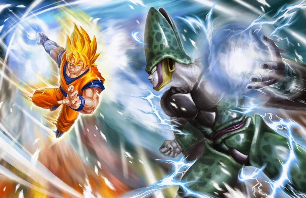 Hd Wallpapers Dragon Ball Z Iphone 28 Page 2 Of 3 Dzbc Org