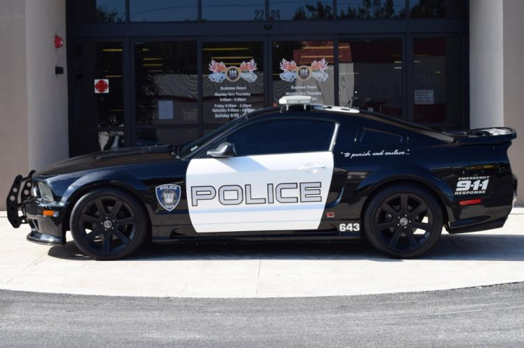 edfdacccdbdcce-PIC-MCH09233 Mustang Police Car Wallpaper 44+