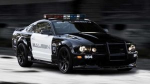 Mustang Police Car Wallpaper 44+