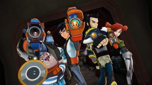 Slugterra Live Wallpaper 7+