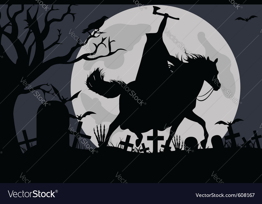 headless-horseman-vector-PIC-MCH072676 Free Headless Horseman Wallpaper 21+