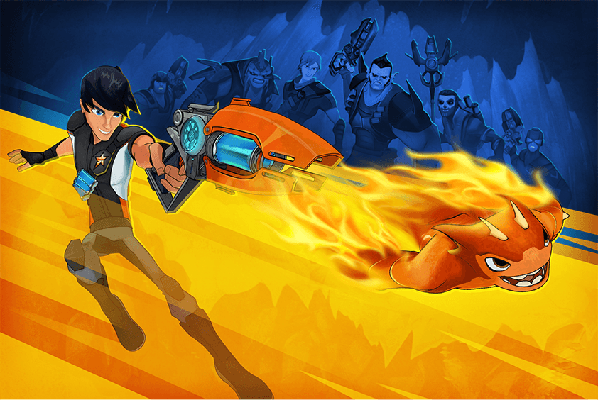image-PIC-MCH075145 Slugterra Wallpapers For Desktop 16+