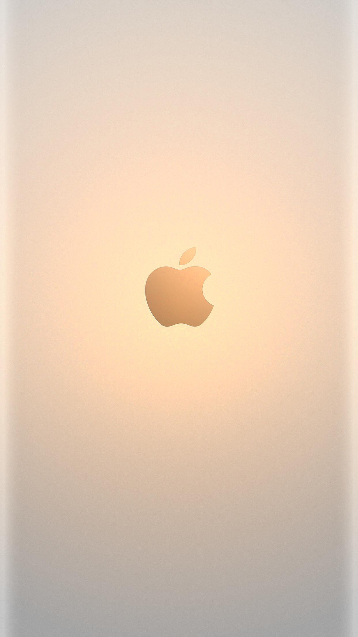 Iphone Plus Wallpaper Apple Iphone Back Rose Gold Pronounced Pic